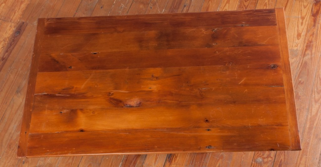 Bench Crafted Pine Hutch Table - 5