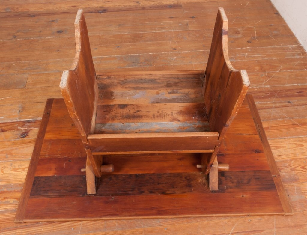 Bench Crafted Pine Hutch Table - 9