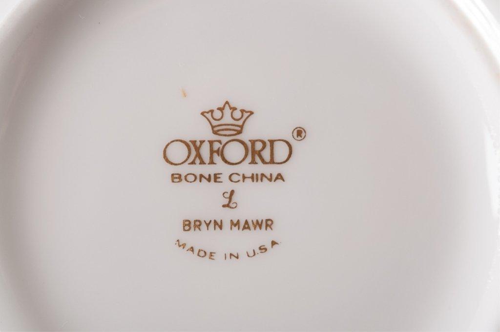 """Oxford """"Bryn Mawr"""" Bone China, Seventy-Six (76) - 2"""