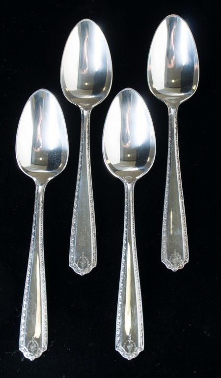 """Westmoreland """"Lady Hilton"""" Sterling Spoons"""
