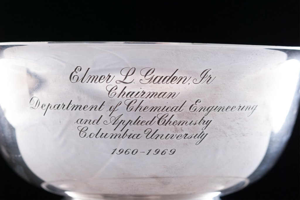 Tiffany & Co. Columbia University Sterling Bowl - 3