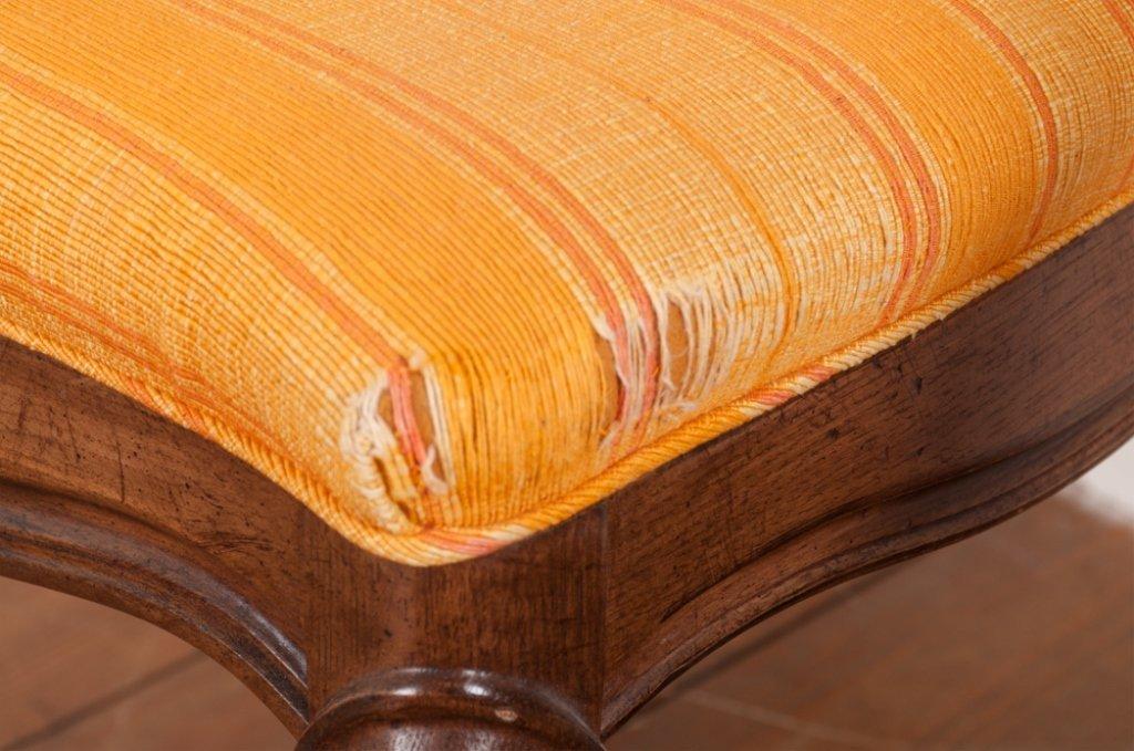 John Stuart Upholstered Dining Chairs, Six (6) - 6