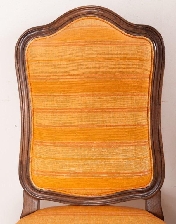 John Stuart Upholstered Dining Chairs, Six (6) - 8