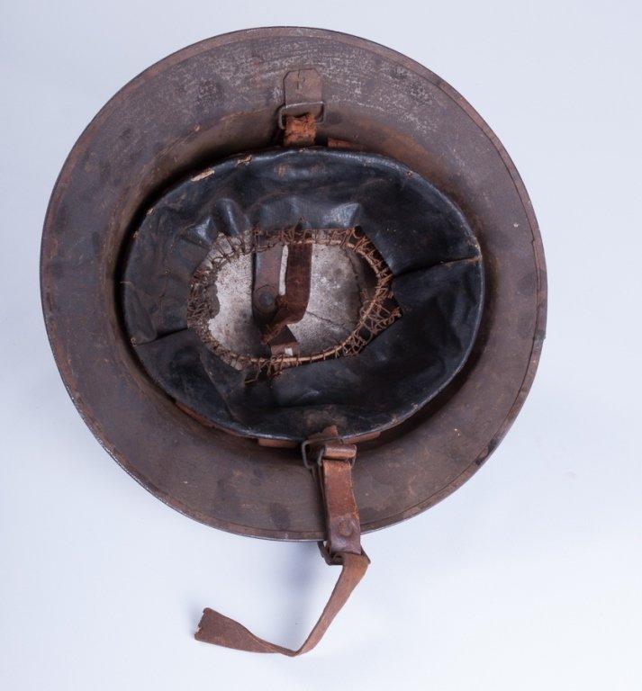 WWI American Doughboy Helmets, Two (2) - 6