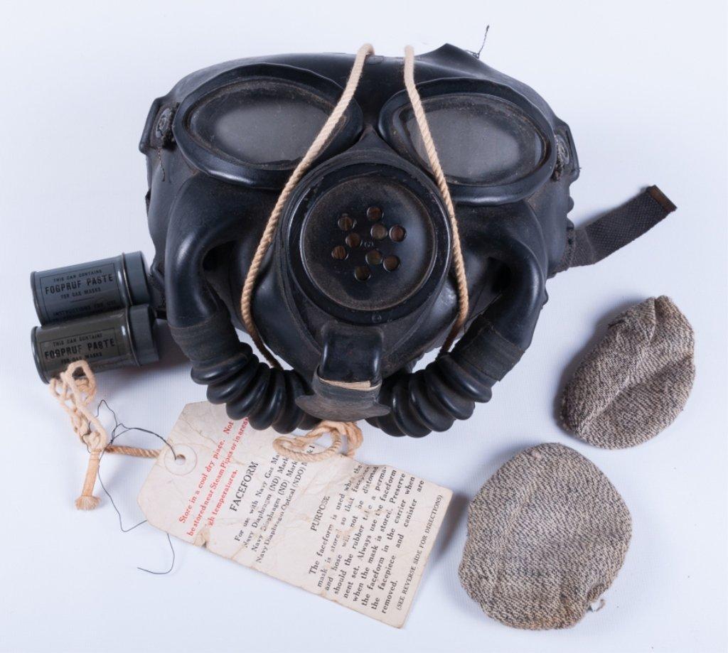 U.S.N. Mark III Gas Mask - 2