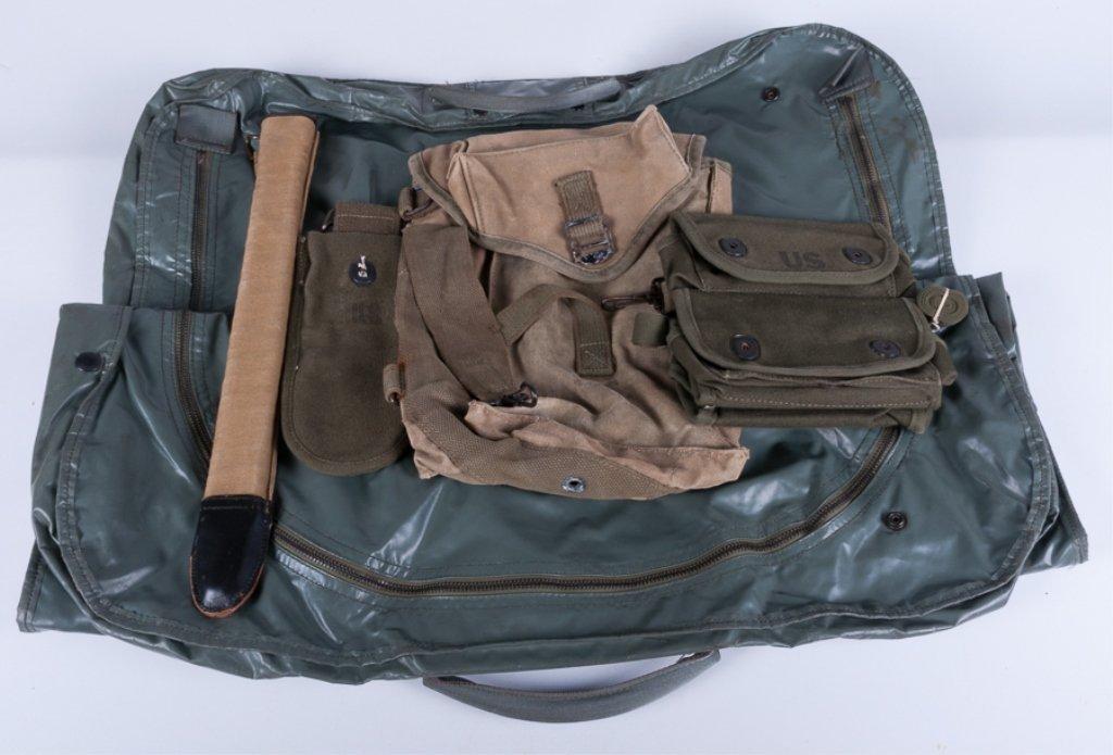 U.S. Military Paraphernalia, Five (5)