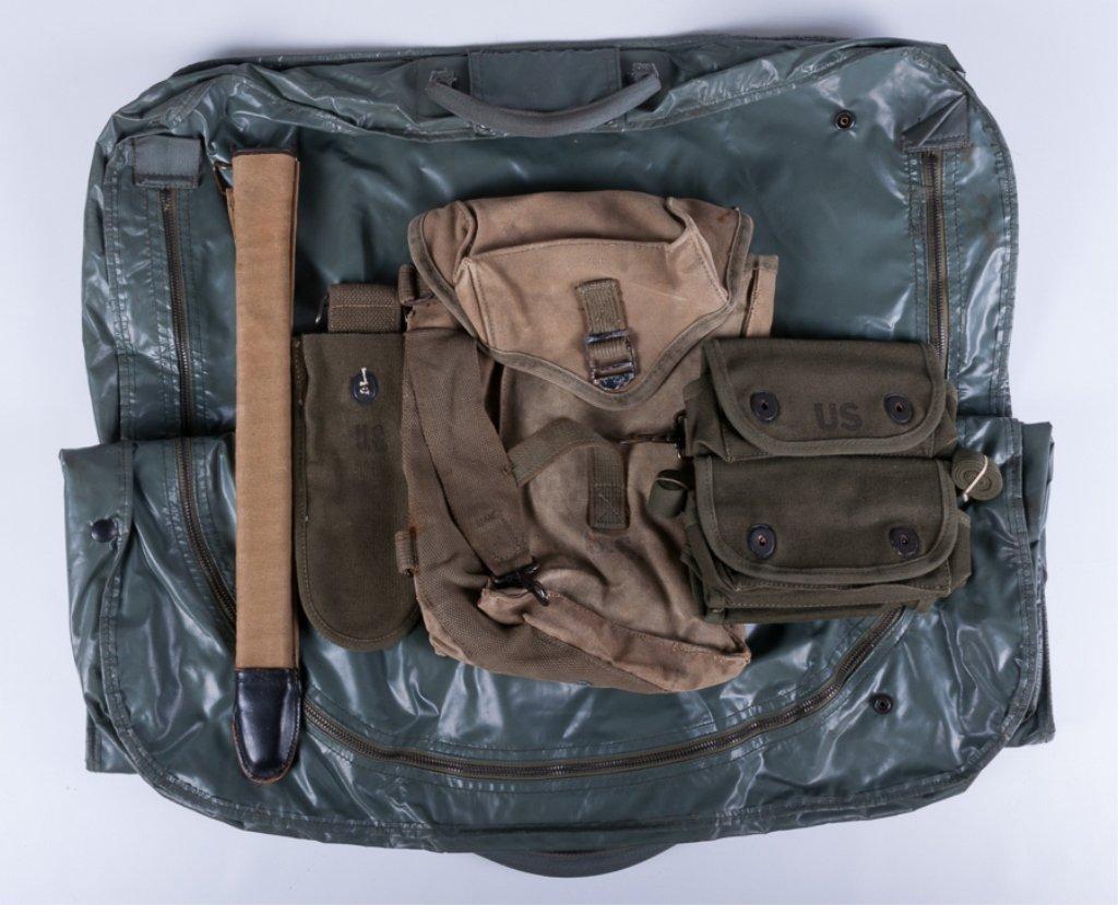 U.S. Military Paraphernalia, Five (5) - 2