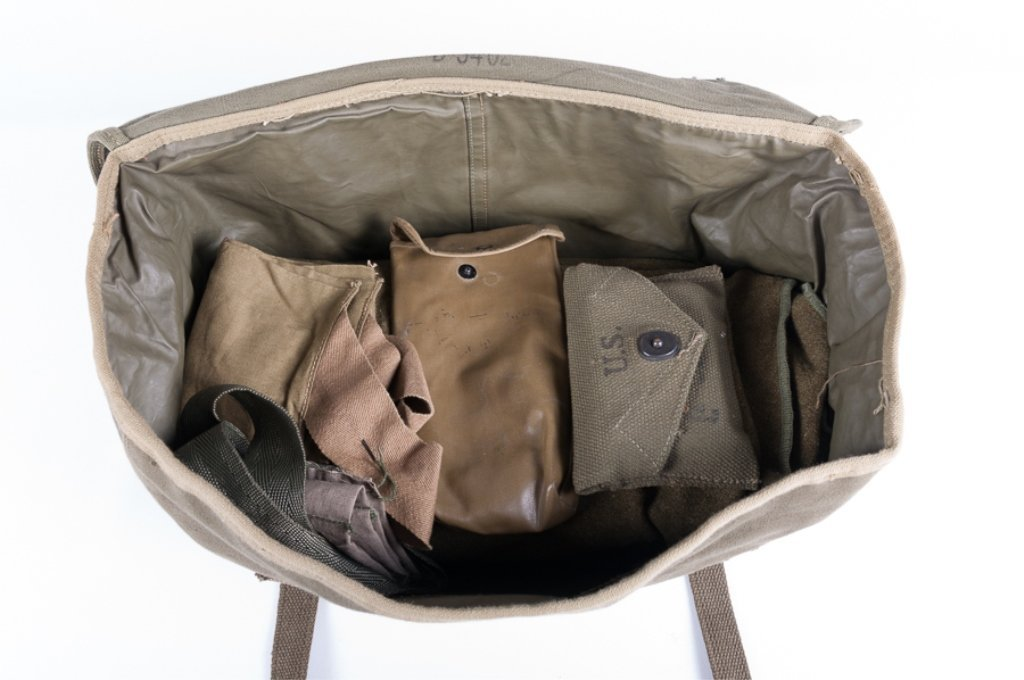 Military Cargo Pack with Accessories, Six (6) - 2