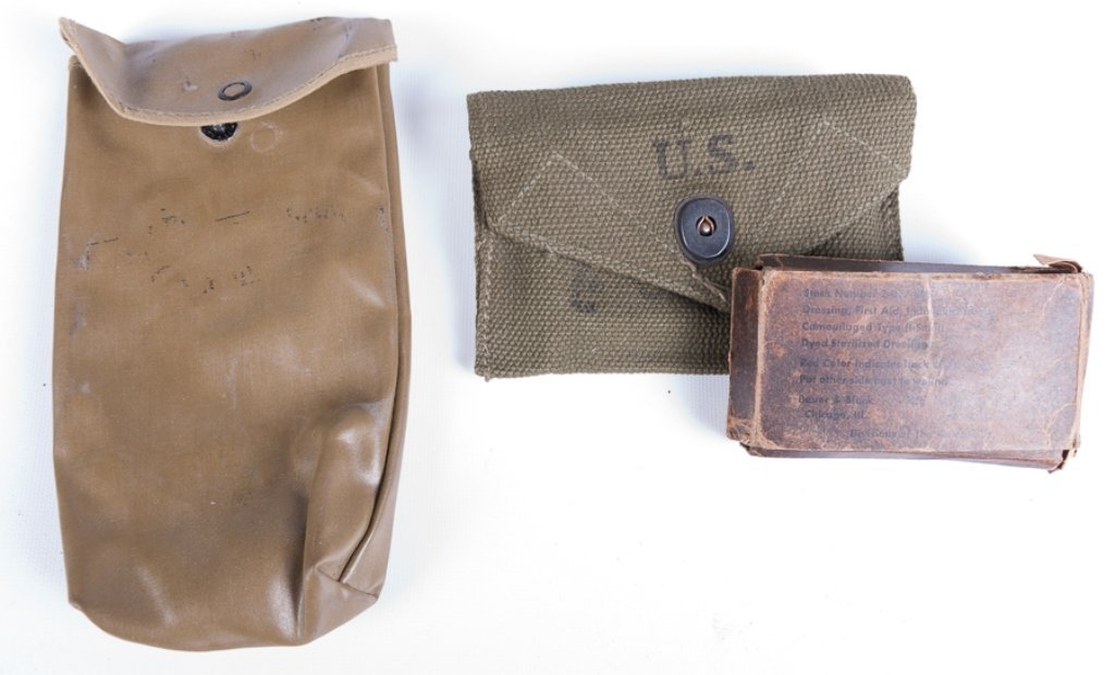 Military Cargo Pack with Accessories, Six (6) - 3