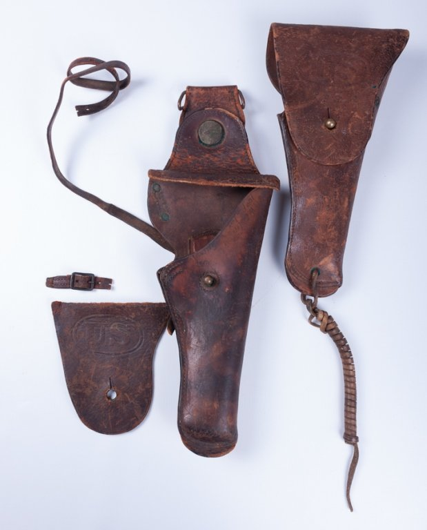 U.S. Army Pistol Cases, Two (2)