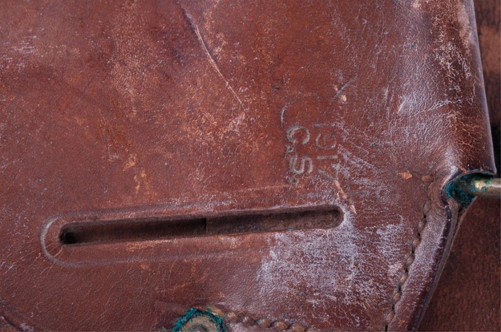 U.S. Army Pistol Cases, Two (2) - 7