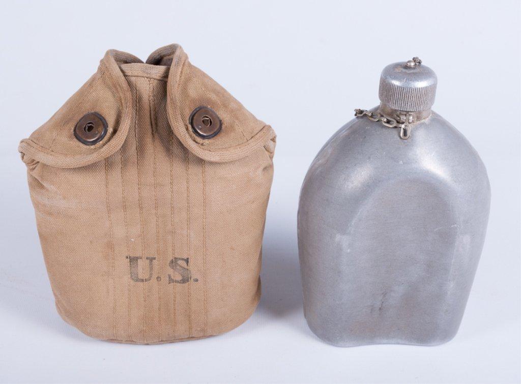 U.S. Military Accoutrements, Six (6) - 2