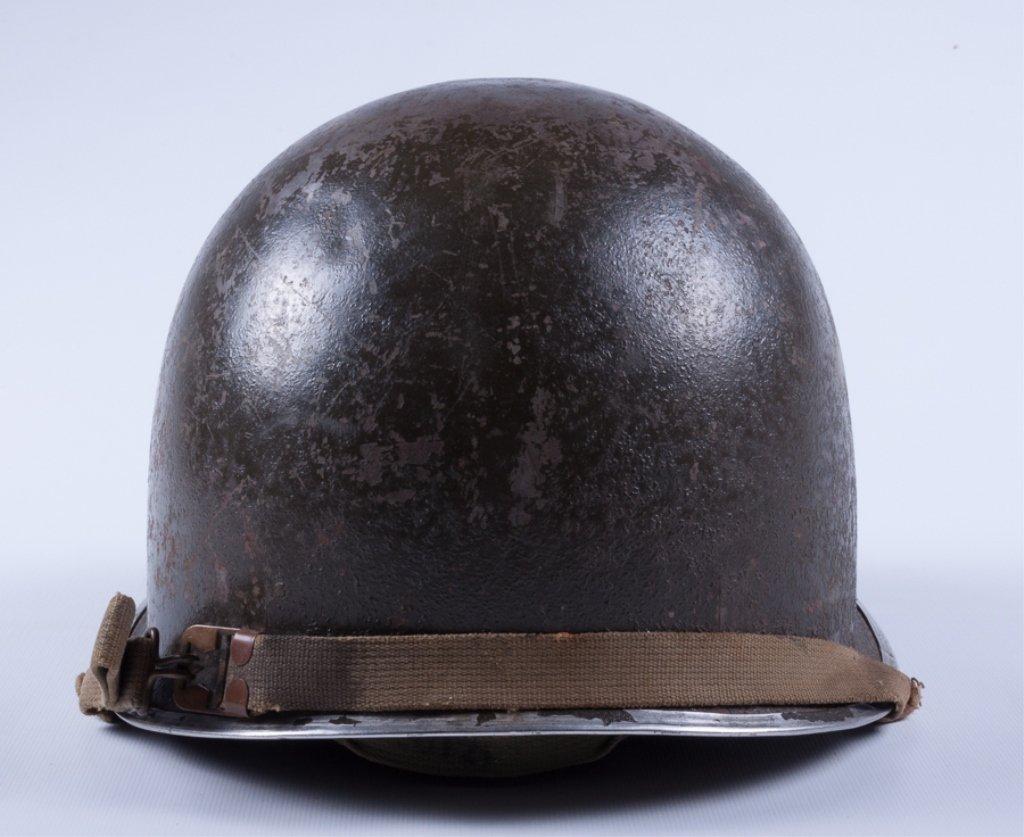 WWII G.I. M1 Combat Helmet - 4