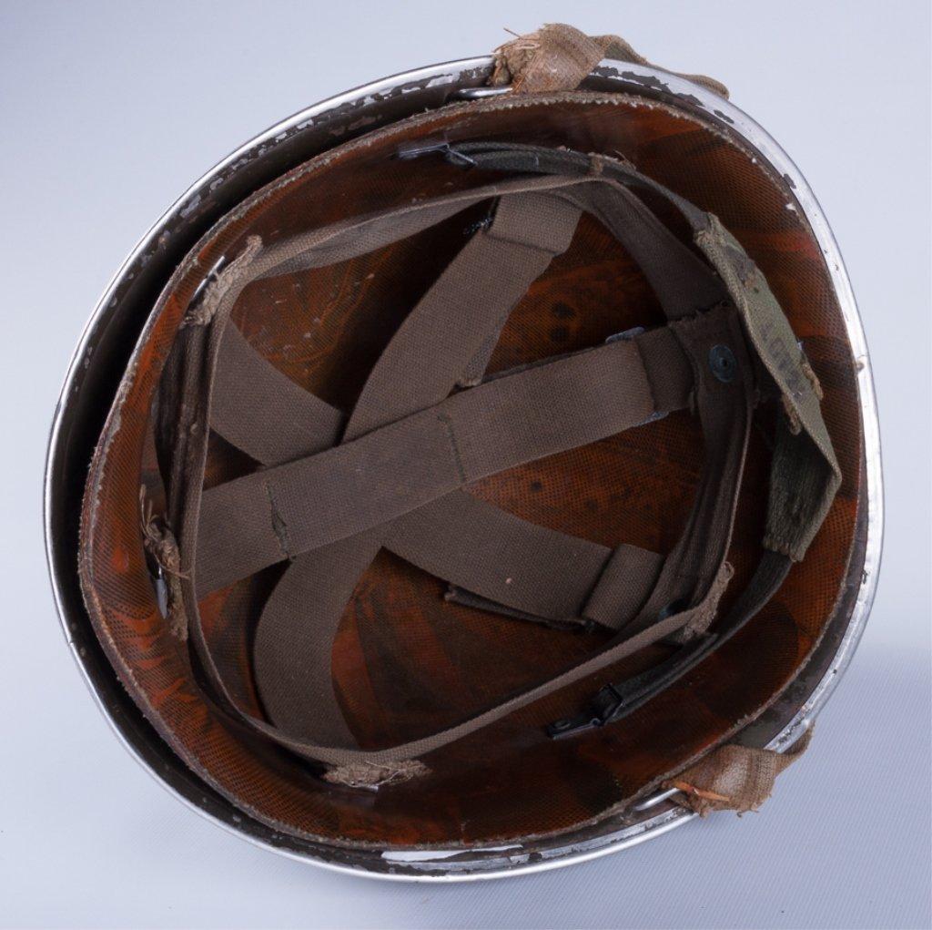 WWII G.I. M1 Combat Helmet - 7