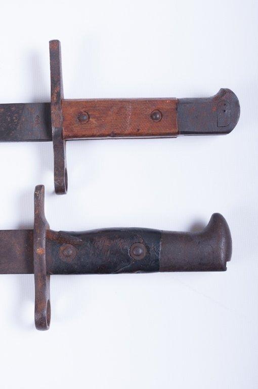 Matsushita Bayonet & U.S. Krag 1901 Bayonet - 6