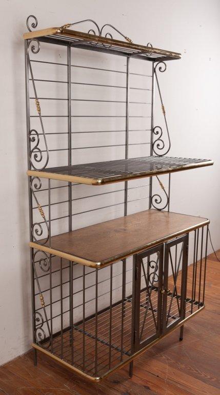 Decorative Metal Bakers Rack - 5