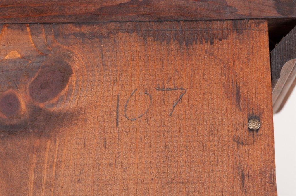 Habersham Plantation Country Pine Cupboard - 9