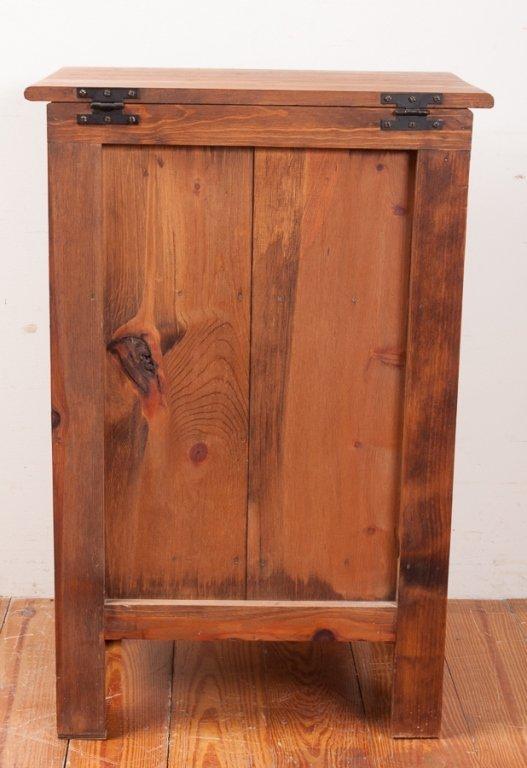 Habersham Plantation Pine Ice Box - 8