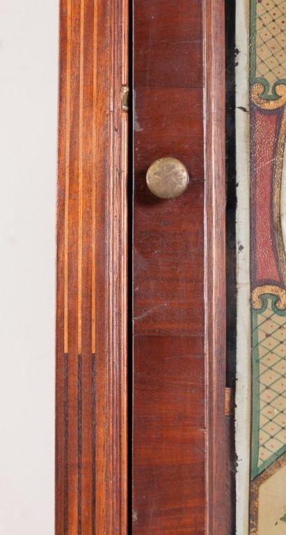 John Adam Scottish Tall Case Clock - 6