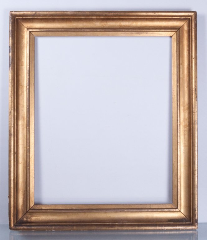 """33-3/8"""" x 29"""" Gilt Picture Frame"""