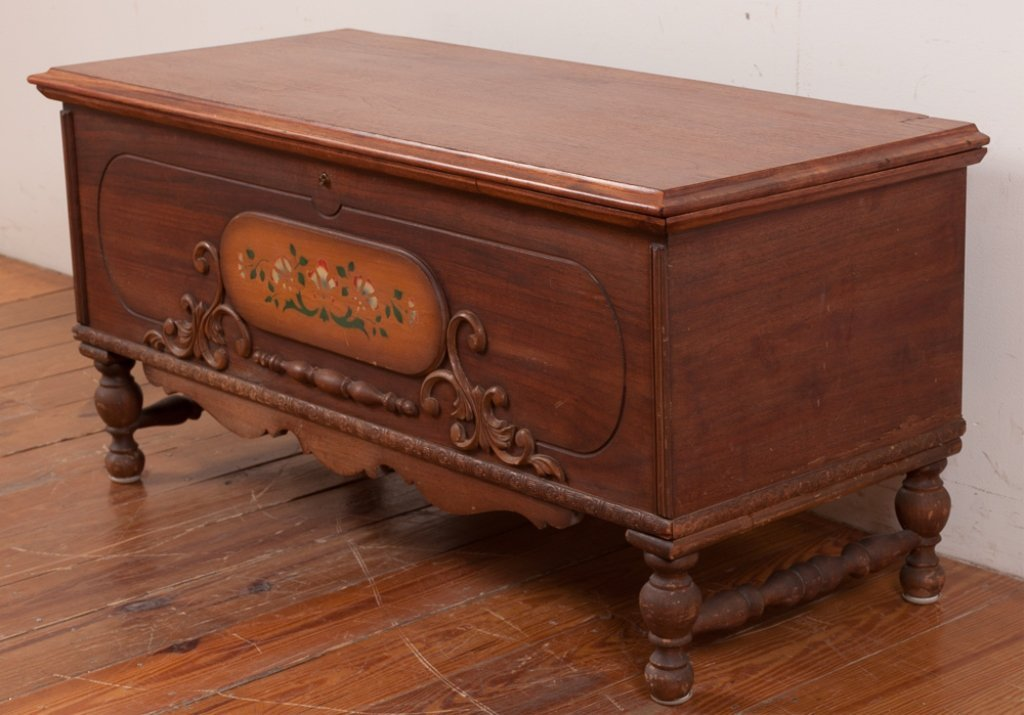 Connersville Cabinet Company Trunk