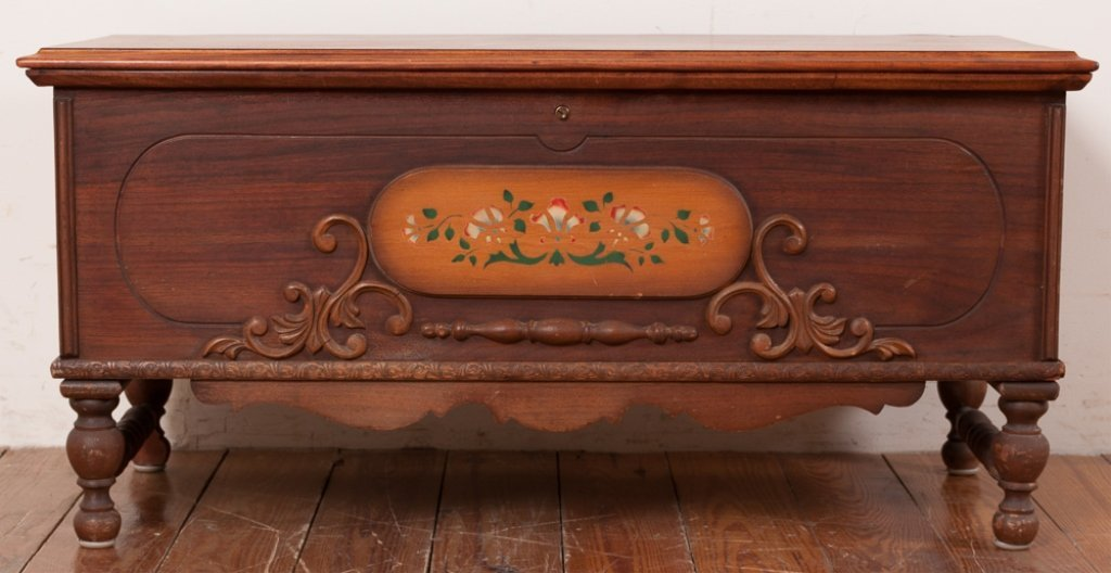 Connersville Cabinet Company Trunk - 2