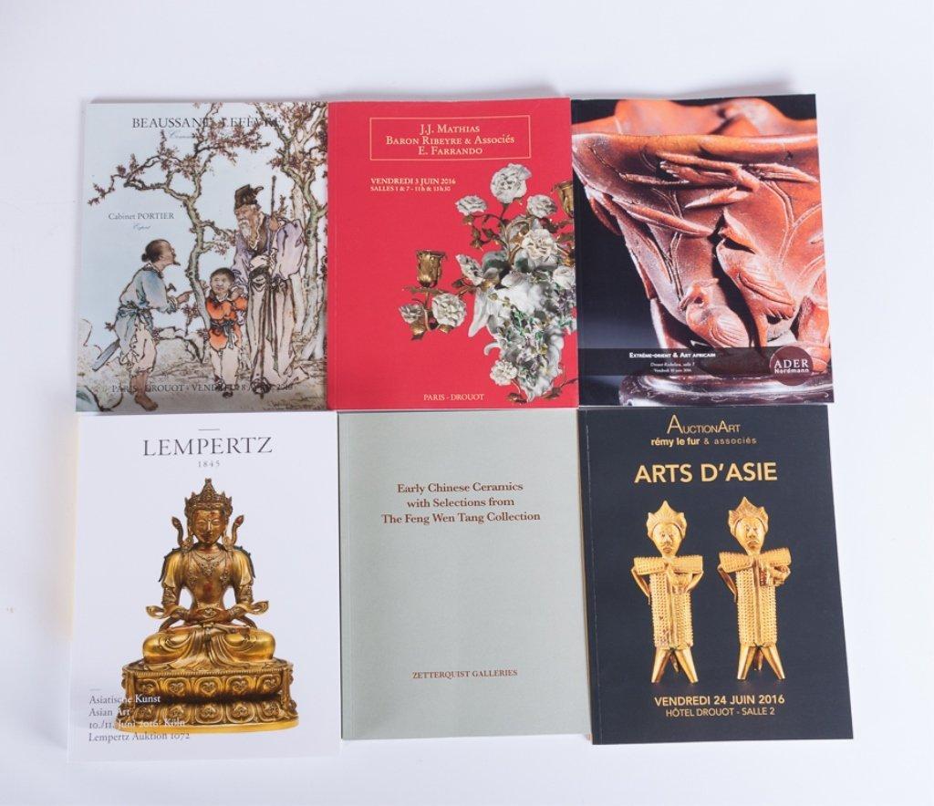 Various Auction Catalogs, Twenty Seven (27) - 2