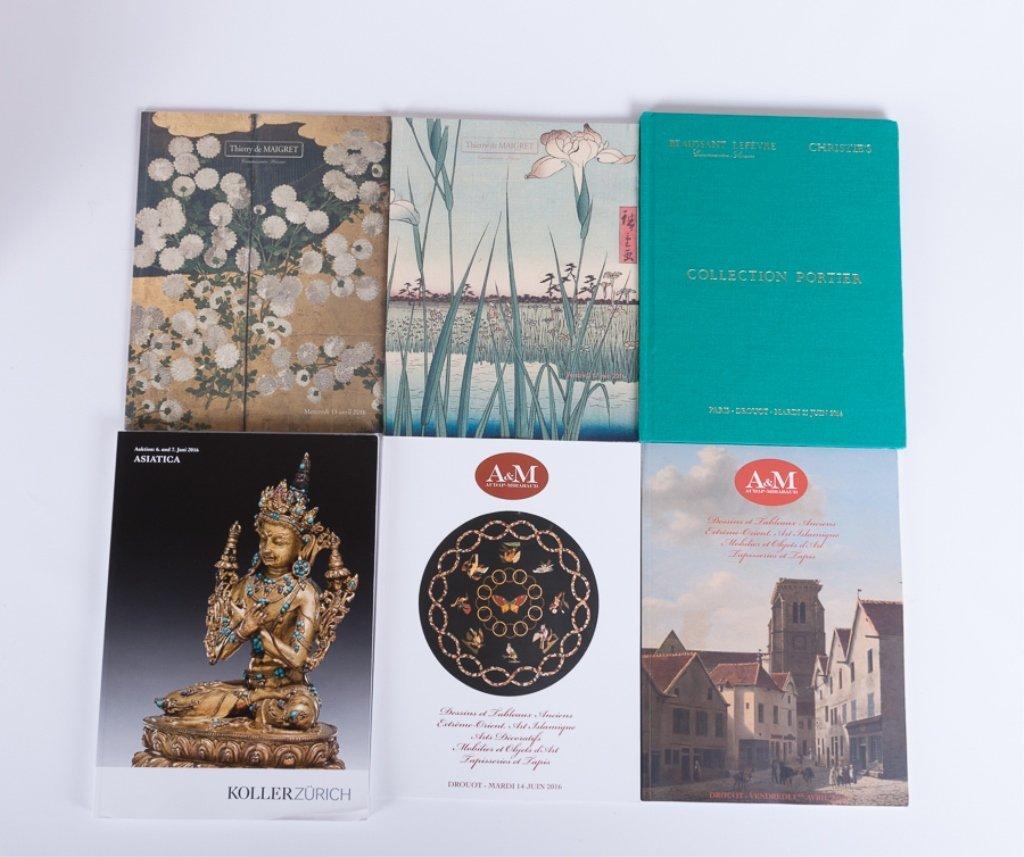 Various Auction Catalogs, Twenty Seven (27) - 3