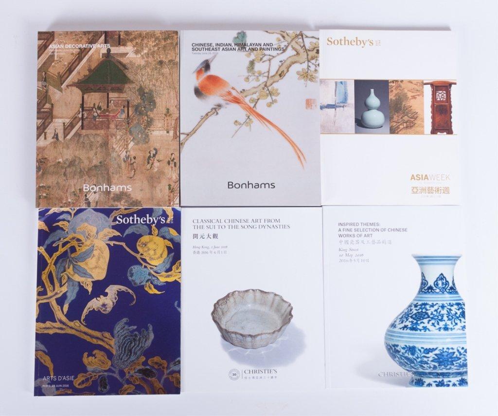 Various Auction Catalogs, Twenty Seven (27) - 5