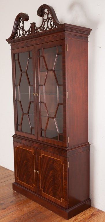 Councill Craftsman Cabinet in Two Parts