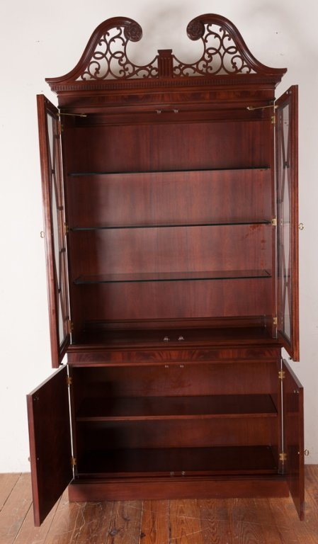 Councill Craftsman Cabinet in Two Parts - 5