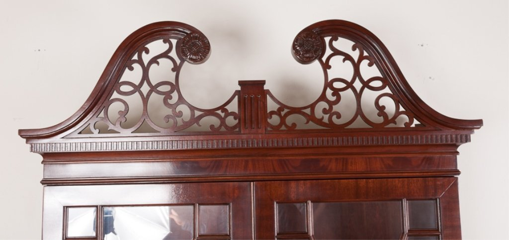 Councill Craftsman Cabinet in Two Parts - 6