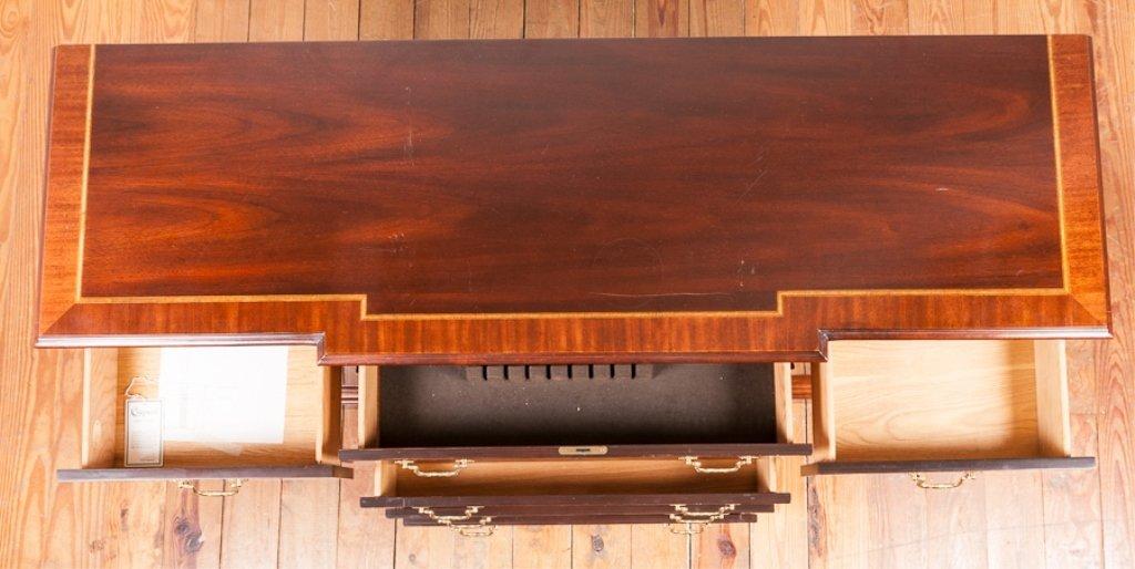 Councill Craftsman Mahogany Block Front Sideboard - 6