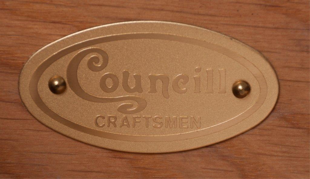 Councill Craftsman Mahogany Block Front Sideboard - 7