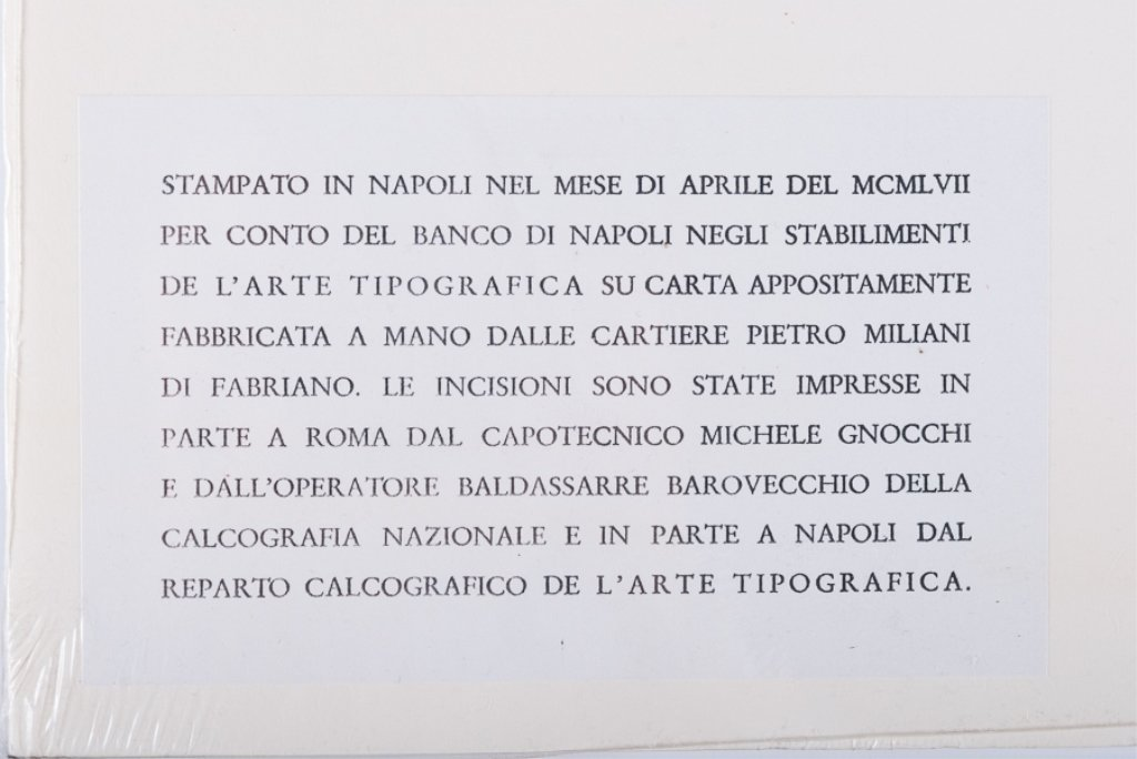 Lino Bianchi Barriviera Etchings Trio - 5