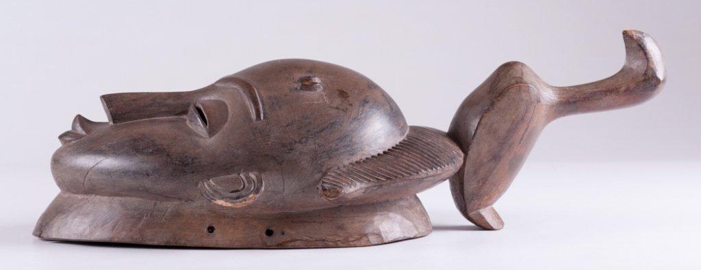 Ivory Coast Guro Mask - 4