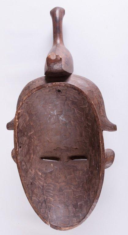 Ivory Coast Guro Mask - 7