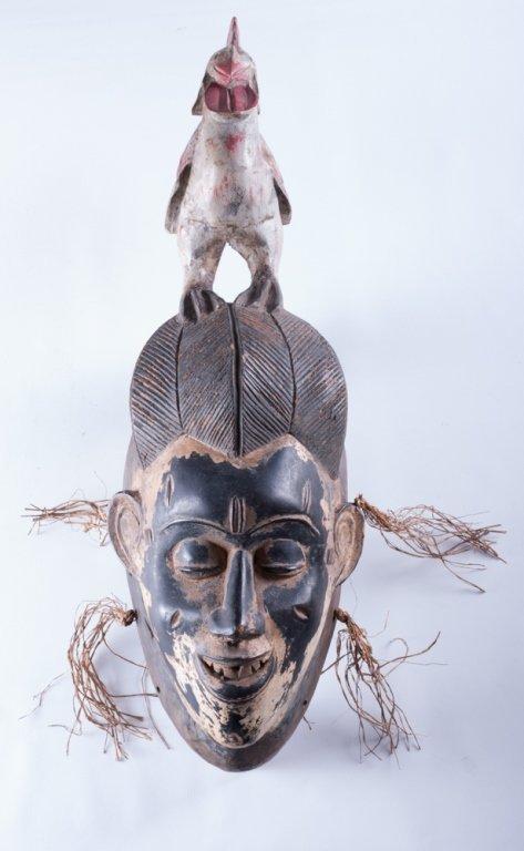 Ivory Coast Guro Mask