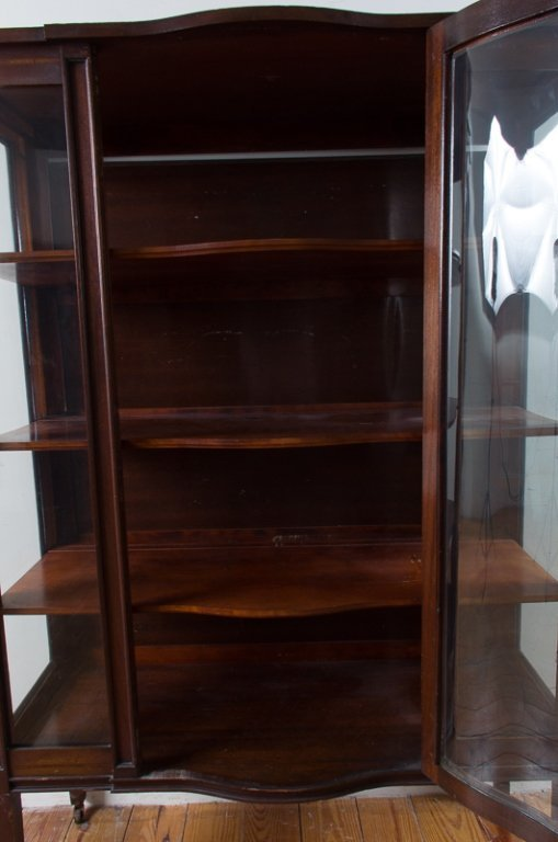 Federal Style Display Cabinet - 4
