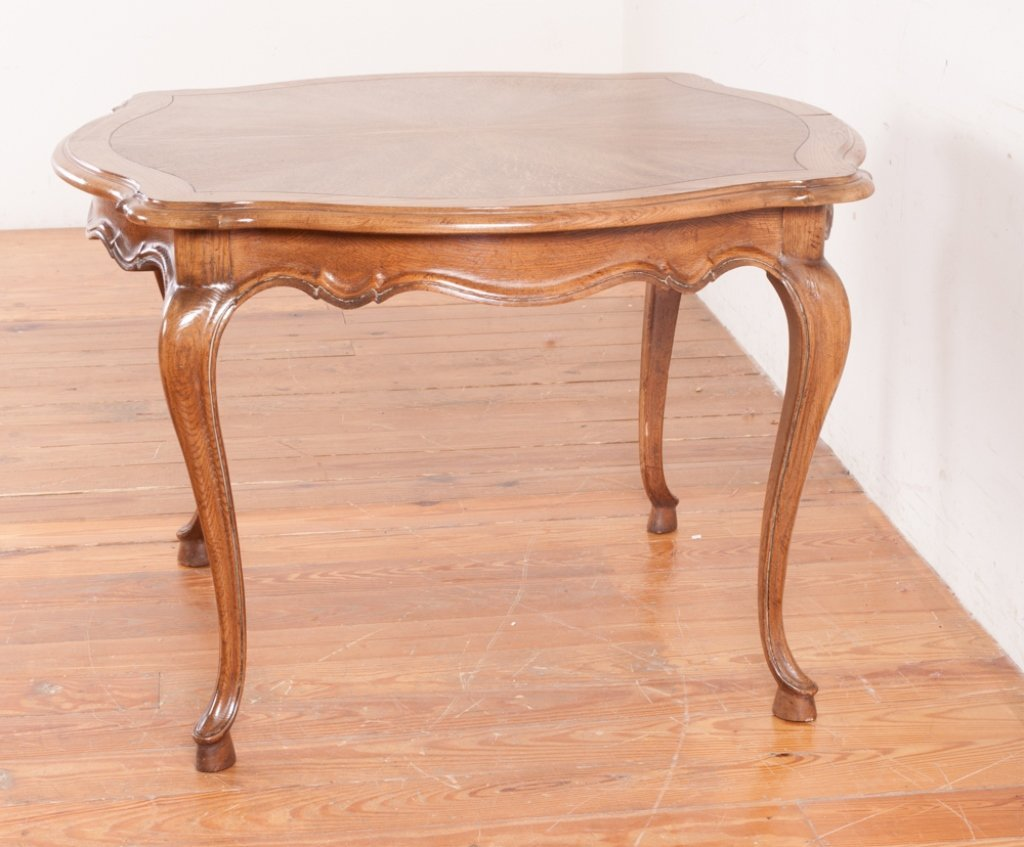 John Stuart French Style Dining Table - 3