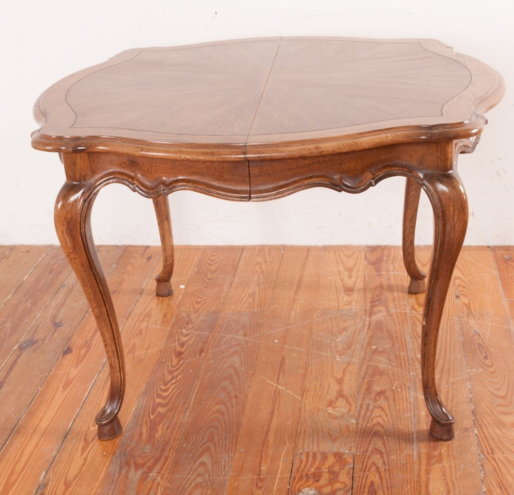 John Stuart French Style Dining Table - 4