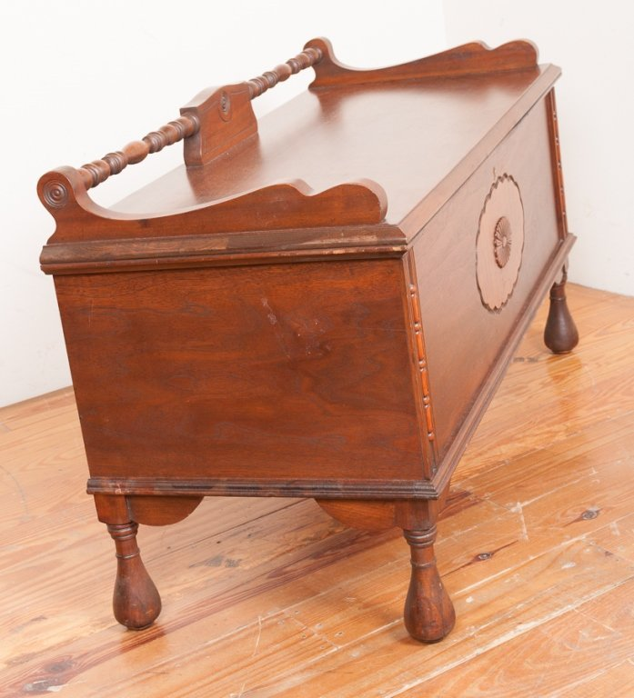 West Branch Novelty Company Cedar Chest - 10