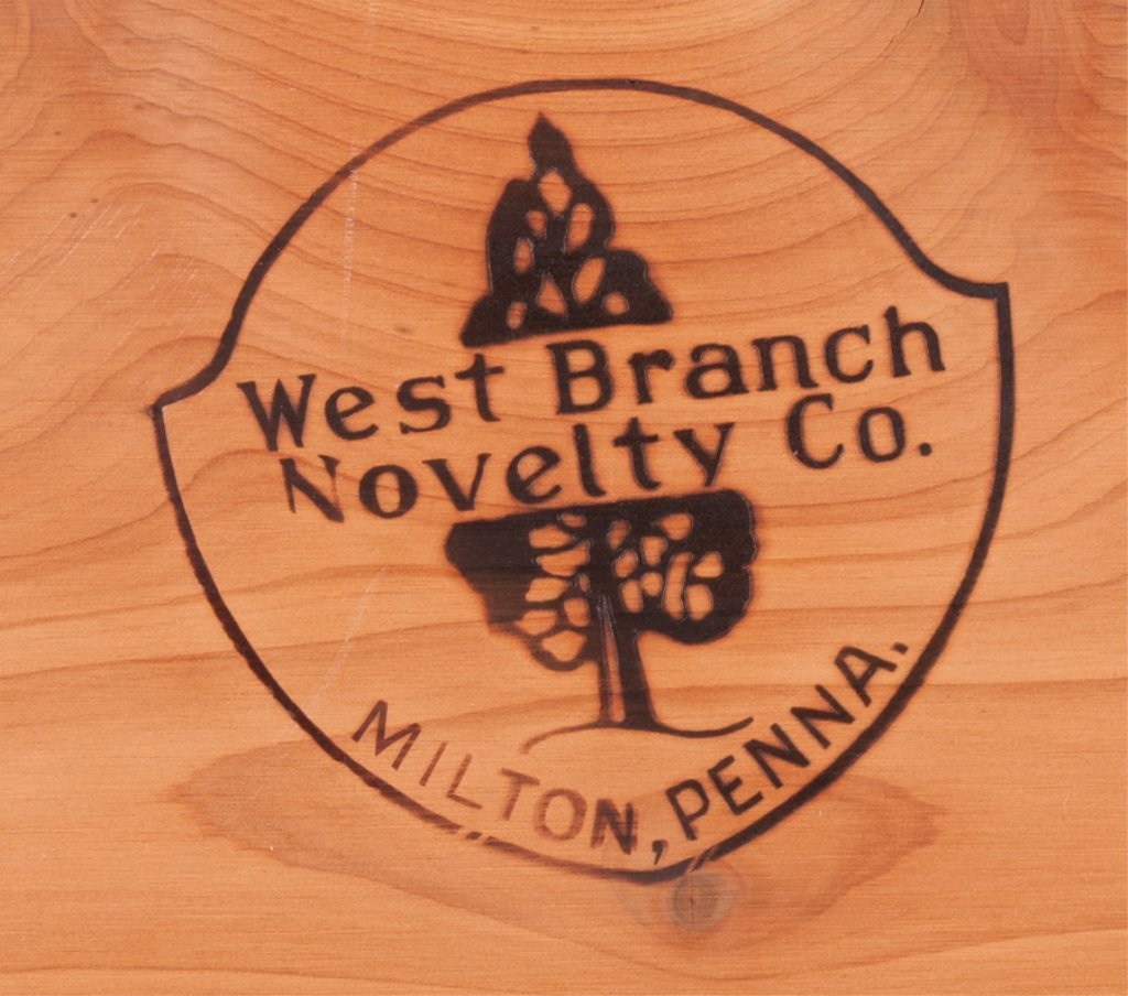 West Branch Novelty Company Cedar Chest - 7