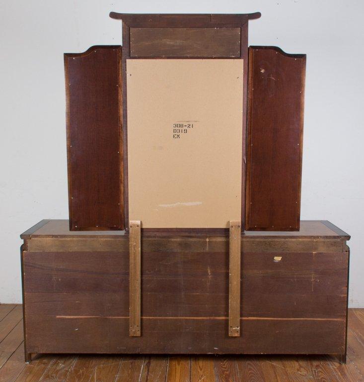 Century Furniture Asian Style Dresser w/ Mirror - 5