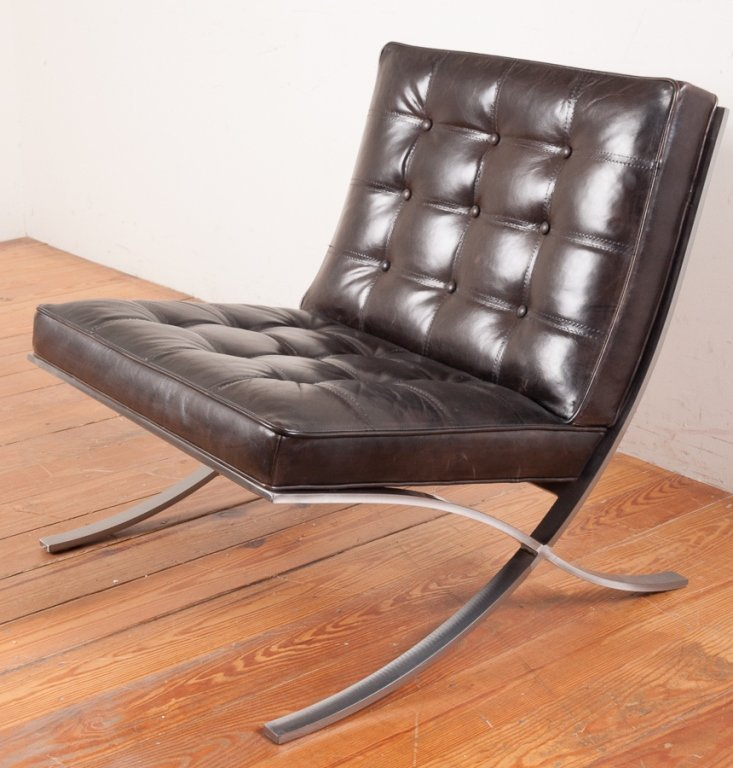 Barcelona Lounge Chair By McCreary Modern Inc.