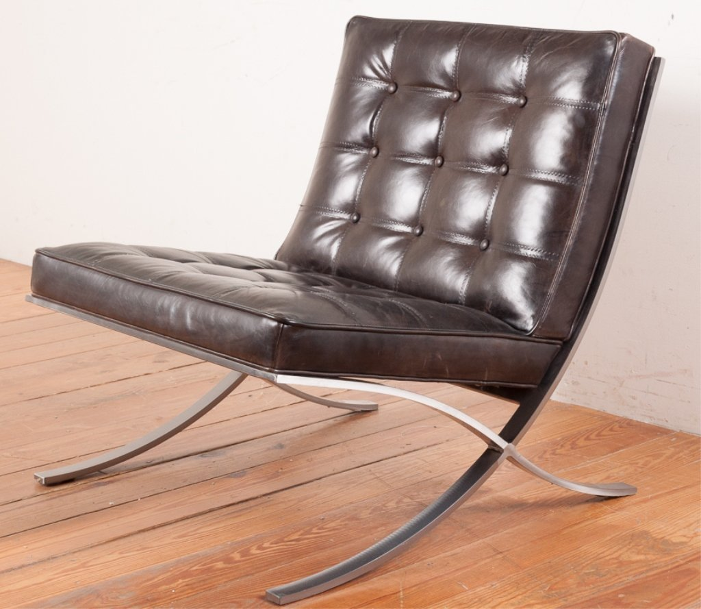 Barcelona Lounge Chair By McCreary Modern Inc. - 3