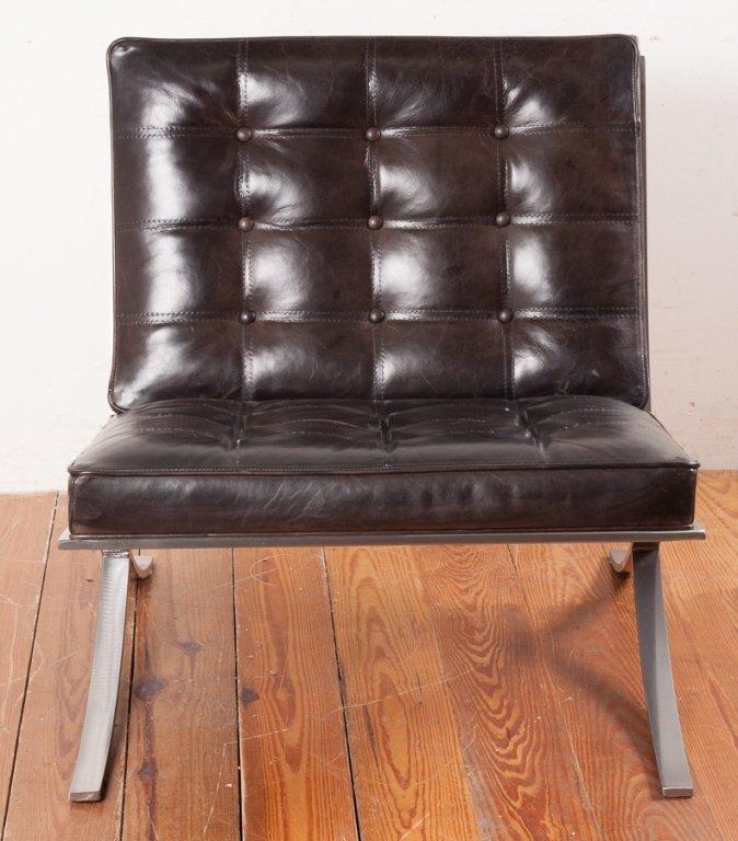 Barcelona Lounge Chair By McCreary Modern Inc. - 4