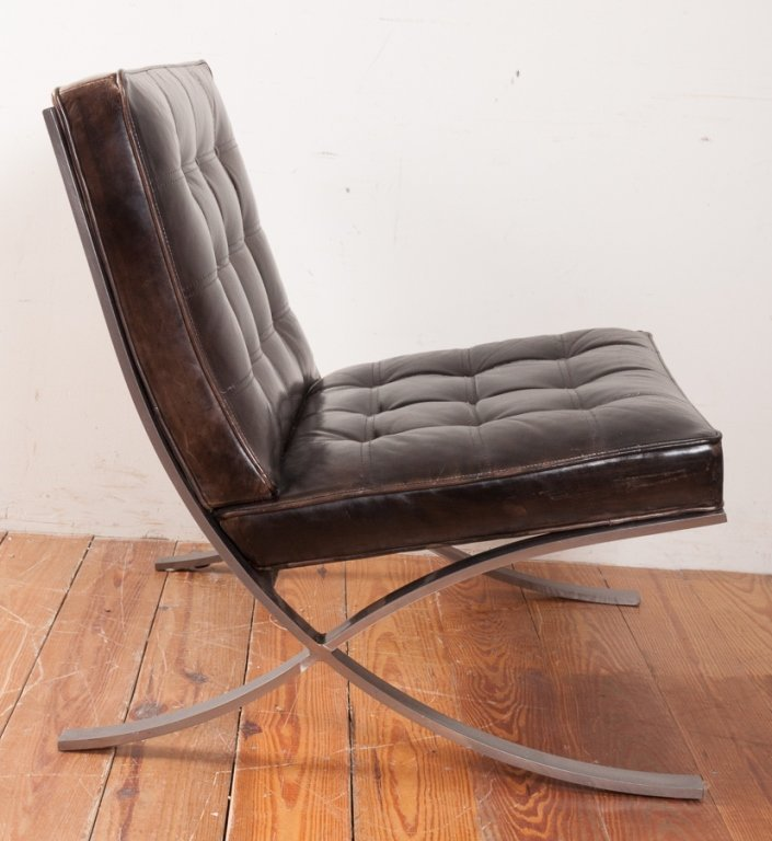 Barcelona Lounge Chair By McCreary Modern Inc. - 7