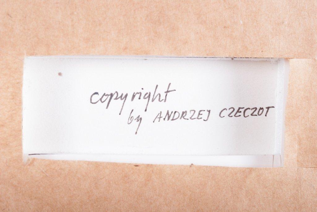 Andrzej Czeczot Ink on Paper - 3
