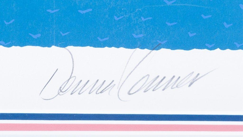 """Dennis Conner """"Flying High"""" #15/125 Serigraph - 5"""